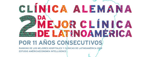 Clínica Alemana recognized as the second best in Latin America
