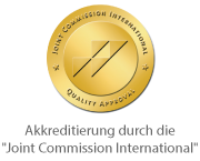 Akkreditierung durch die 'Joint Commission International'
