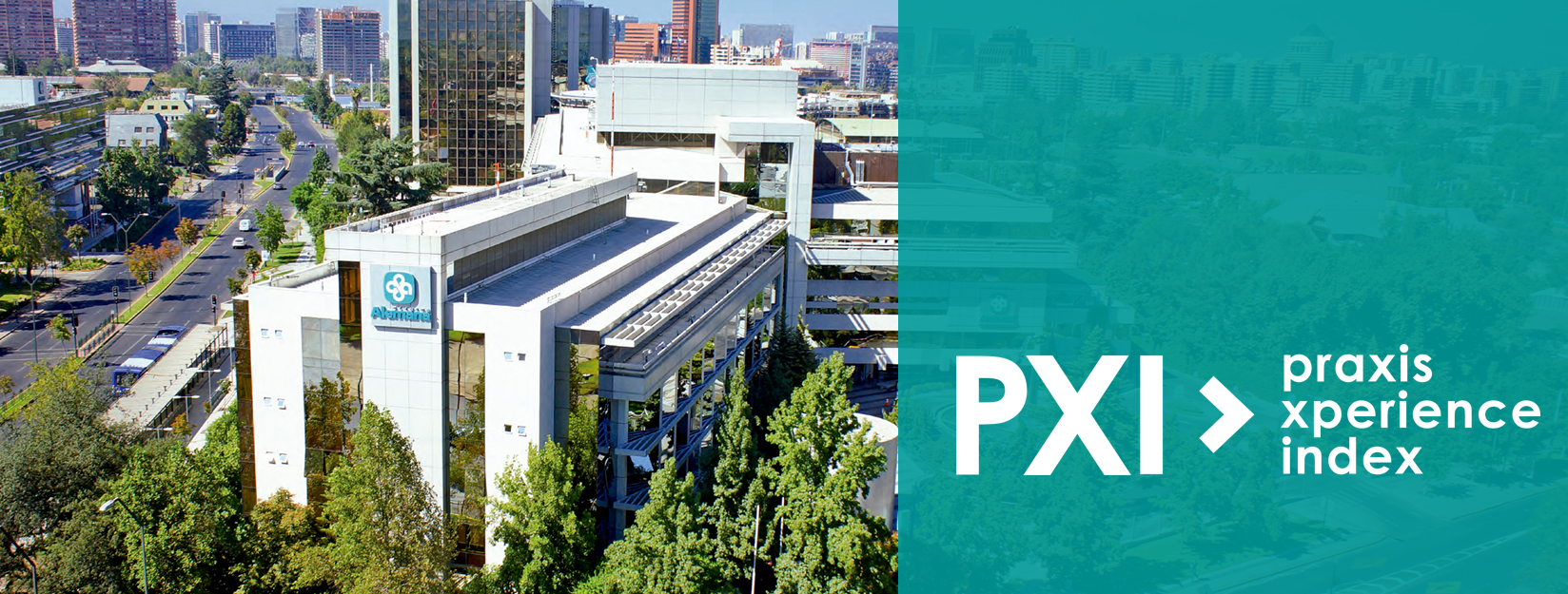 Customer Experience PXI Ranking: Clínica Alemana ranked first in all categories
