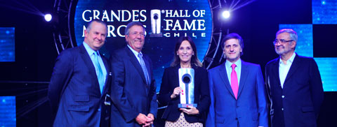 "Clínica Alemana joined The Hall of Fame as ""Great Chilean Brand - Companies"""