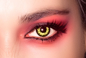 "af8e8790e401f Halloween  Ojo con los lentes de contacto ""decorativos"" - Octubre ..."