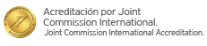 Acreditada por Joint Comission International