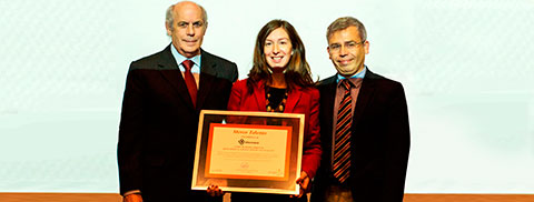 Clínica Alemana: First Place Merco Talento - Health Sector
